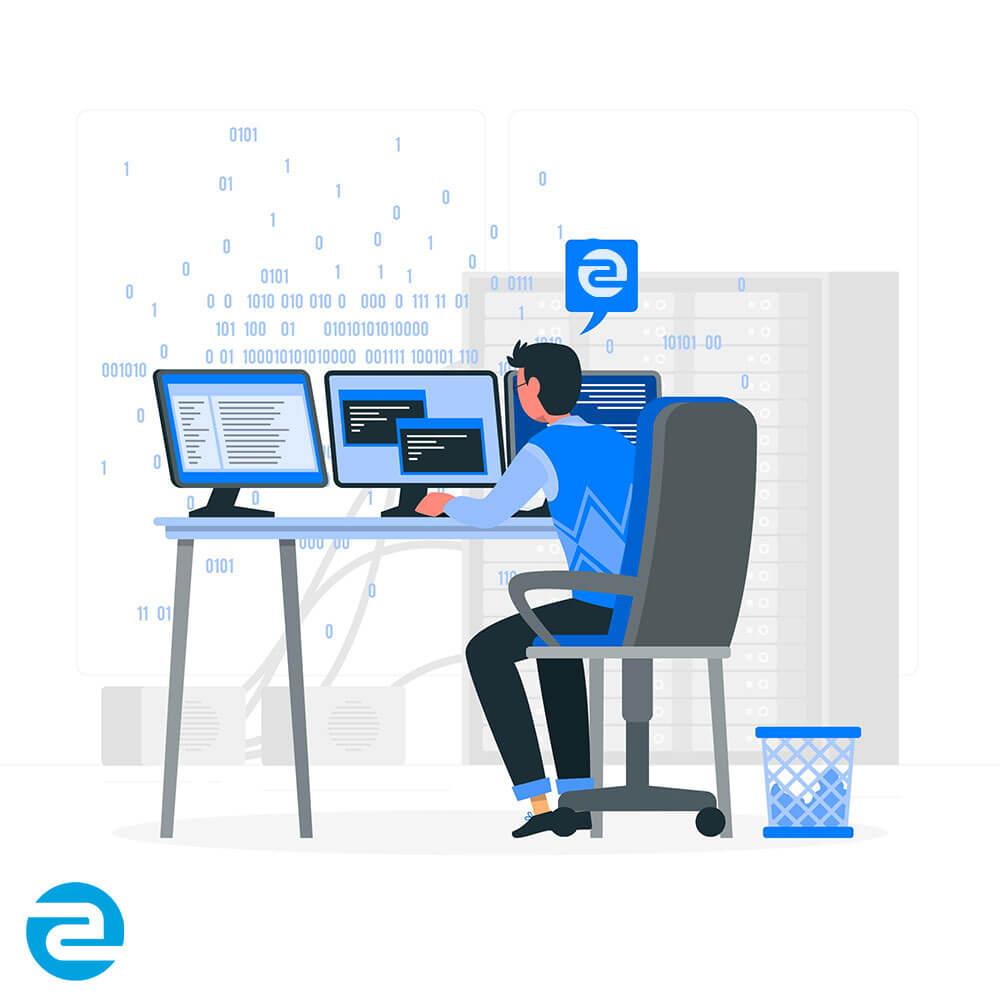 طراحی سایت با پایتون