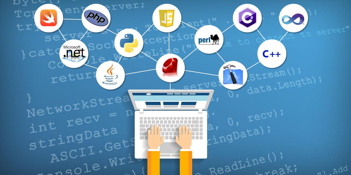 بهترین زبان طراحی سایت