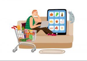 اپلیکیشن های سوپر مارکت آنلاین