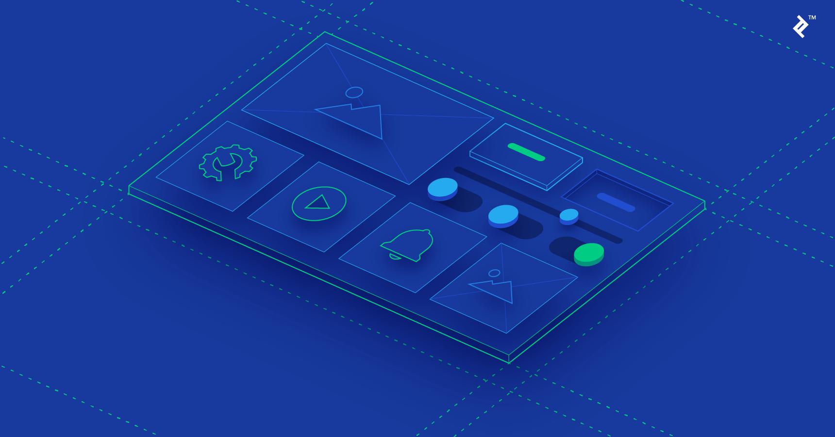 طراحی رابط کاربری اپلیکیشن