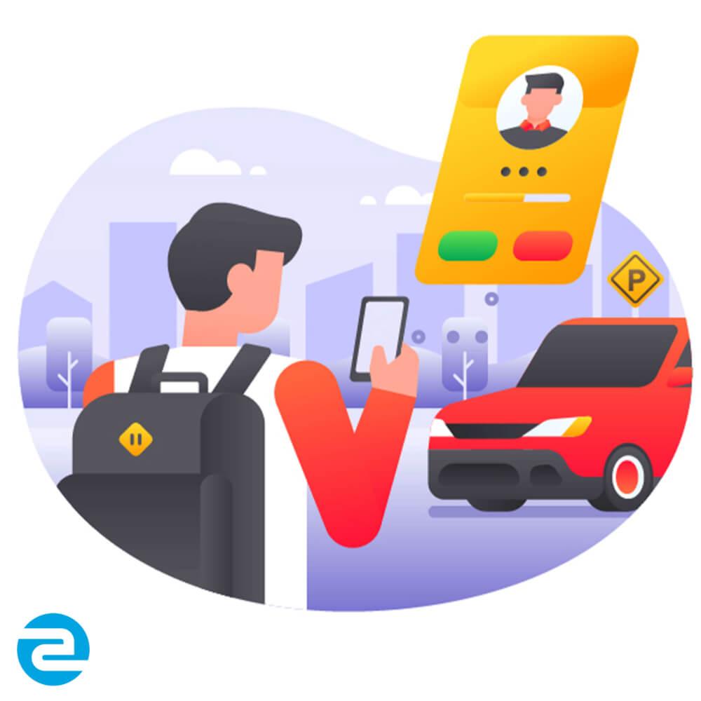 اپلیکیشن تاکسی
