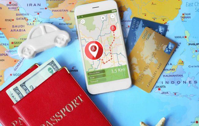 طراحی اپلیکیشن گردشگری