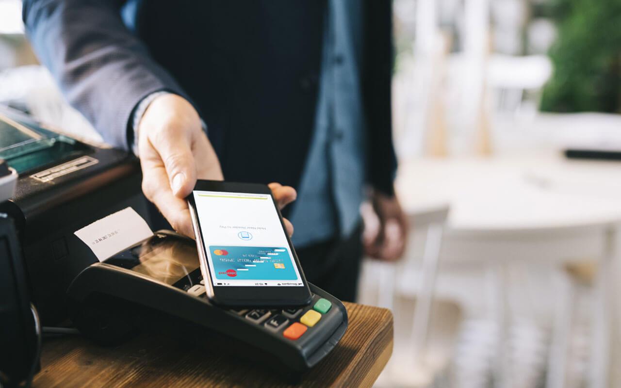 طراحی اپلیکیشن پرداخت