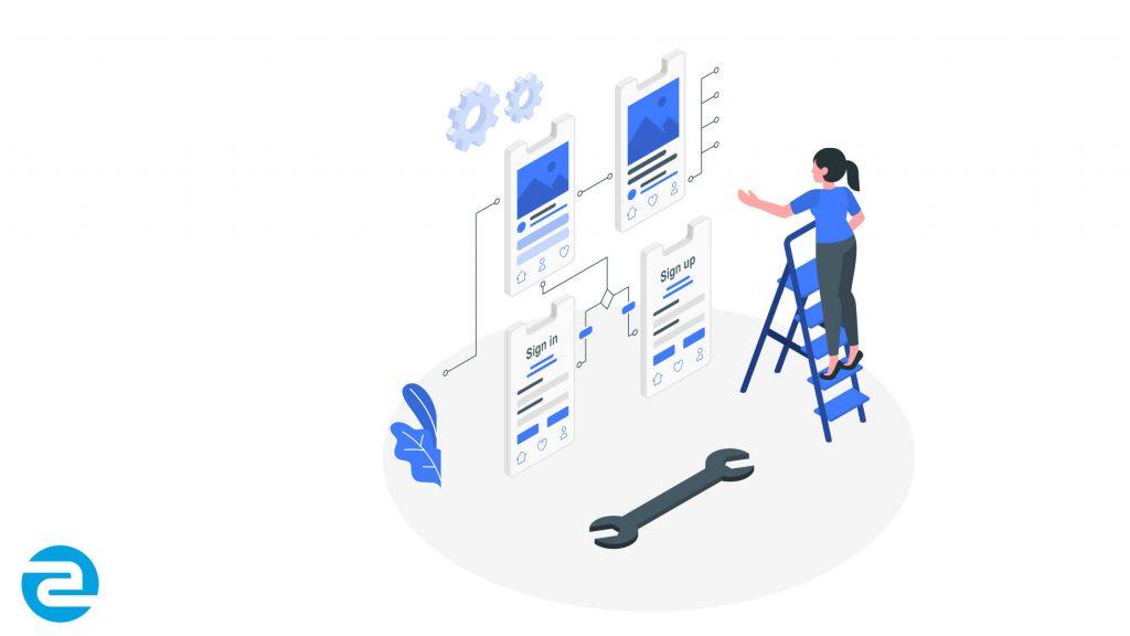 طراحی سایت و اپلیکیشن موبایل