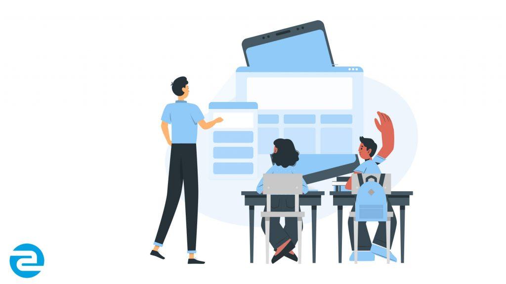 طراحی اپلیکیشن مدرسه